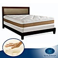 Spinal Response Pure 12.5-inch Queen-size Memory Foam Mattress