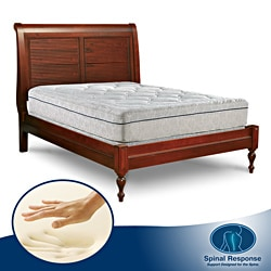 Spinal Response Delight 12-inch Queen-size Memory Foam Mattress
