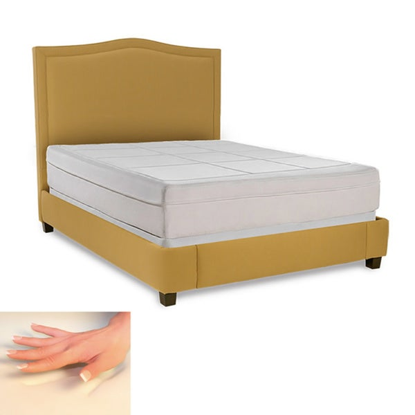 Spinal Response Comfort 11-inch Full-size Memory Foam Mattress