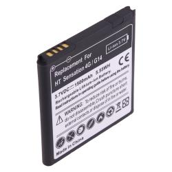 INSTEN Compatible Li-Ion Battery for HTC Sensation