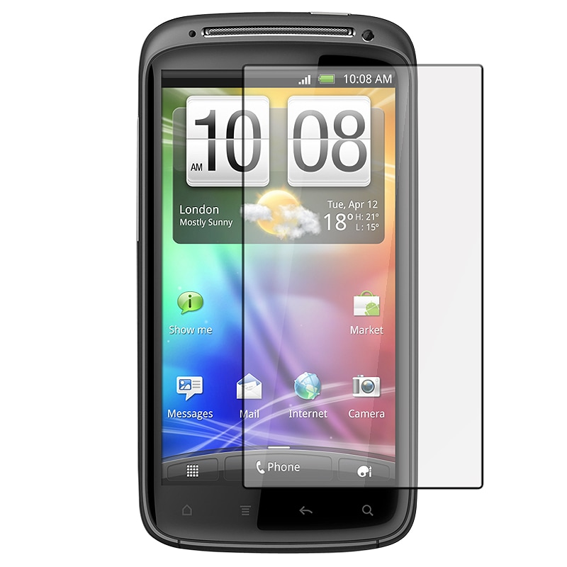 INSTEN Clear Screen Protector for HTC Sensation 4G