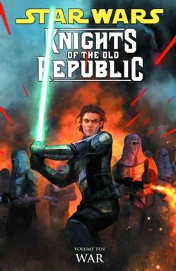 Star Wars: Knights of the Old Republic 10: War (Paperback)