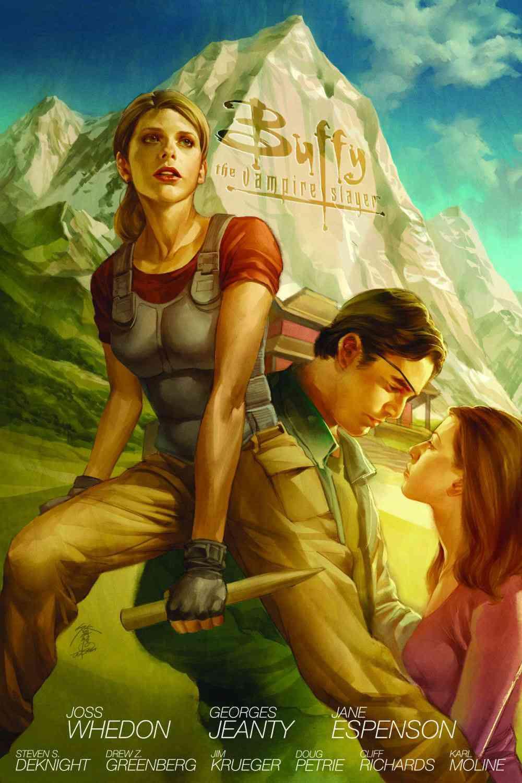 Buffy the Vampire Slayer: Season 8 3 (Hardcover)