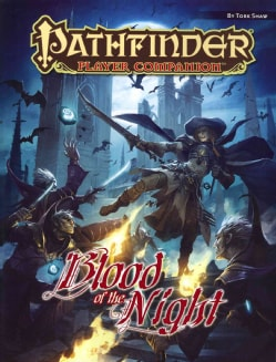 Blood of the Night (Paperback)
