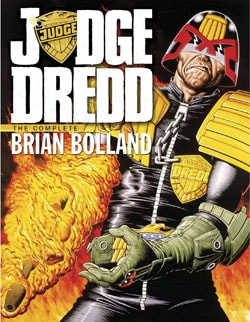 Judge Dredd: The Complete Brian Bolland (Hardcover)