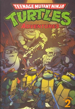 Teenage Mutant Ninja Turtles Adventures 2 (Paperback)