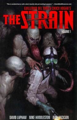The Strain 1 (Paperback)