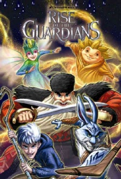 Rise of the Guardians: Hidden Truth / With Friends Like These (Paperback)