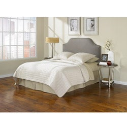 Bordeaux Taupe Upholstered Twin-size Headboard