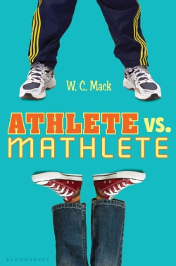 Athlete Vs. Mathlete (Hardcover)