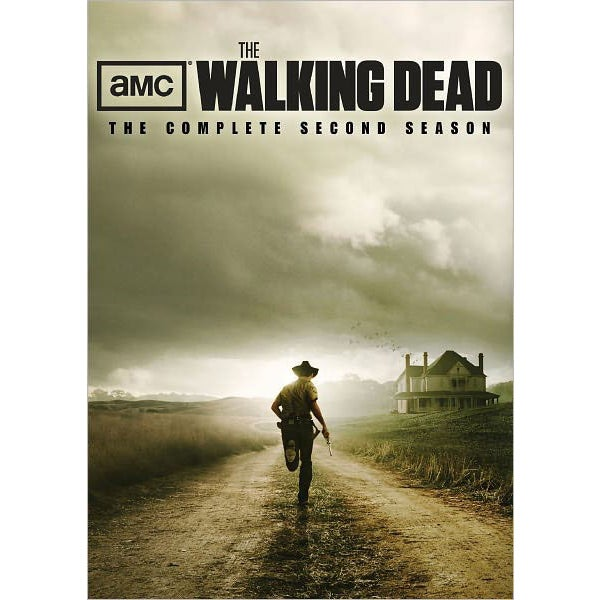 The Walking Dead Season 2 (DVD) 9131558