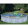 Quest 18-foot All-in-1 Above Ground Swimming Pool Kit