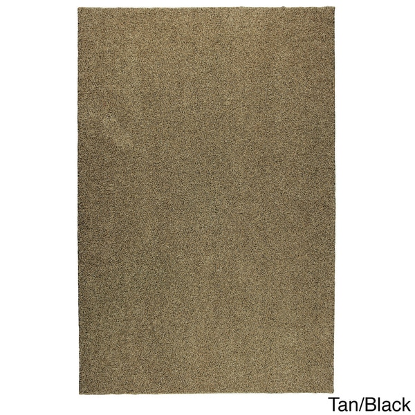 Somette Super Thick Shag Area Rug (5' x 8')