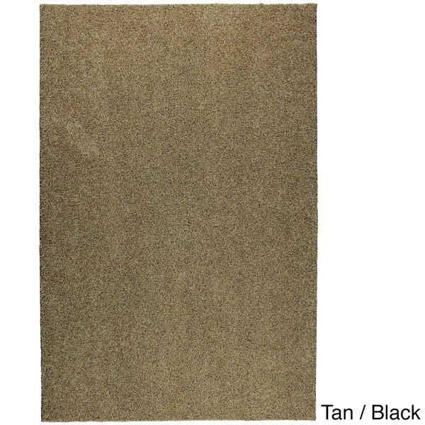 Somette Super Thick Shag Area Rug (9' x 12')