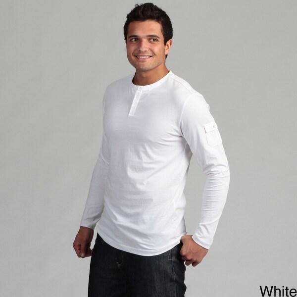 Civil Society Men's Henley Shirt