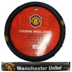 Manchester United Steering Wheel Cover