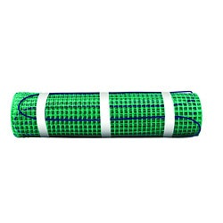 Tempzone Roll Twin 120V 1.5-foot x 6-foot Electrical Floor Warming Mat