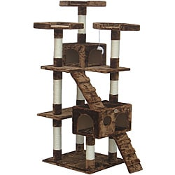 Go Pet Club 72 inch Cat Tree