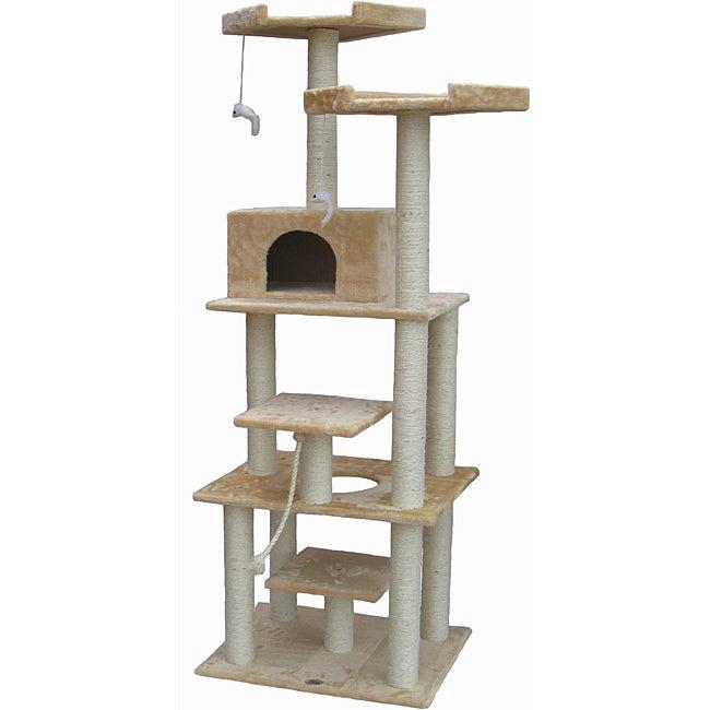 Go Pet Club 76 inch Cat Tree