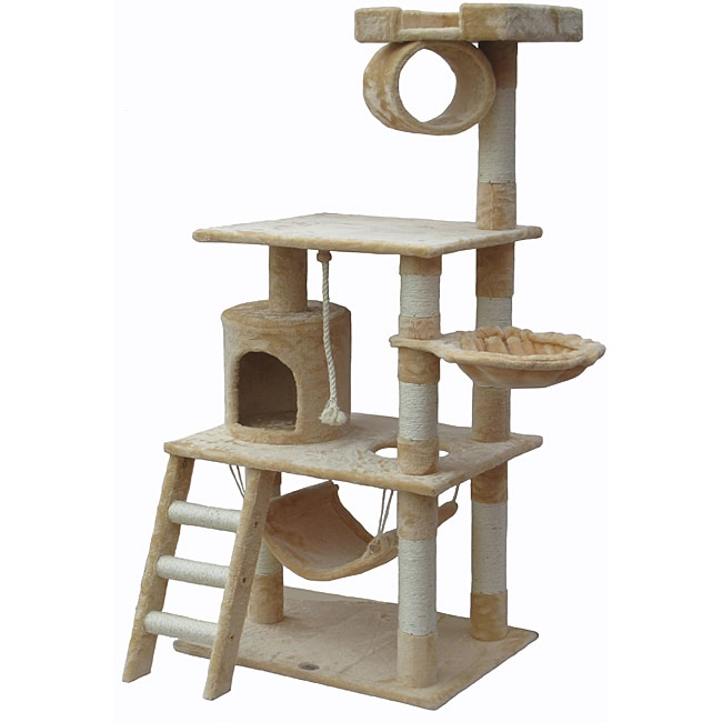 Go Pet Club 62 inch Cat Tree