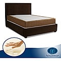 Spinal Response Desire 10-inch King-size Memory Foam Mattress