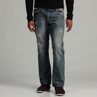 WT02 Men's Denim Straight Leg Jeans