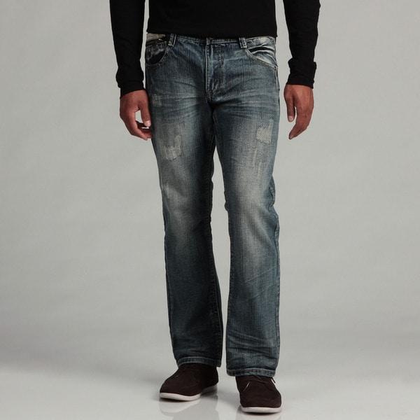 WT02 Men's Denim Straight Leg Jeans
