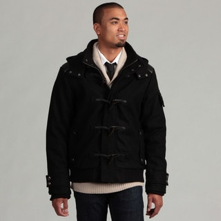 WT02 Men's Black Toggle Jacket FINAL SALE