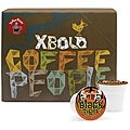 Coffee People Black Tiger Dark Roast K-Cups for Keurig (Case of 96)