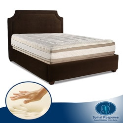 Spinal Response Dreamy 14.5-inch Queen-Size Memory Foam Mattress