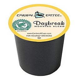 Caribou Coffee Daybreak Morning Blend K-Cups (48 count)