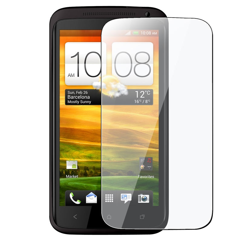 INSTEN Clear Screen Protector for HTC One X