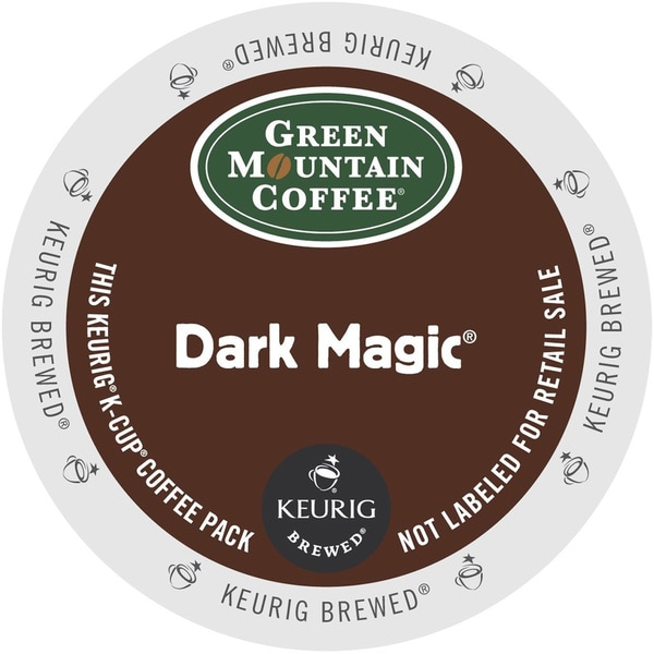 Green Mountain Coffee Dark Magic Extra Bold (48 count)