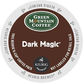 Green Mountain Coffee Dark Magic Extra Bold K-Cups for Keurig Brewers