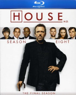 House: Season Eight (Blu-ray Disc)