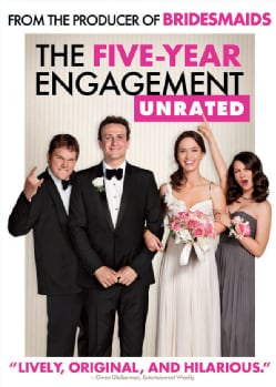 Five-Year Engagement (DVD)
