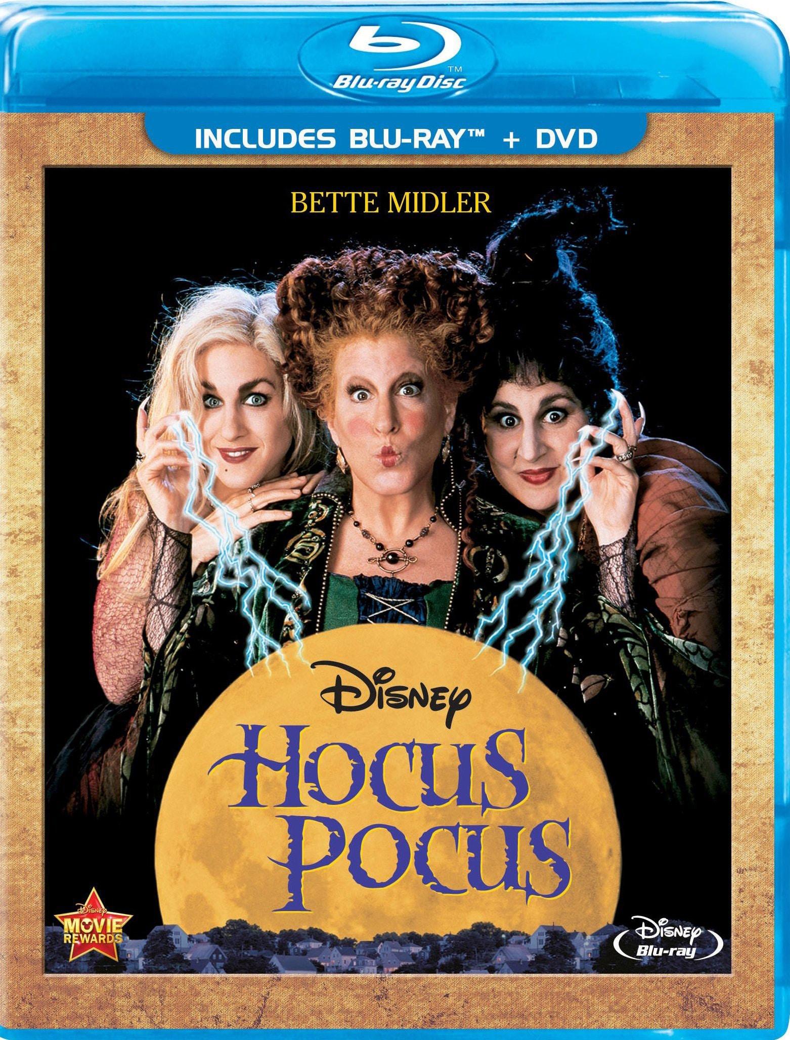 Hocus Pocus (Blu-ray/DVD)