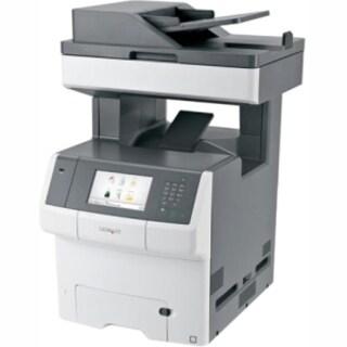 Lexmark X740 X746DE Laser Multifunction Printer - Color - Plain Paper