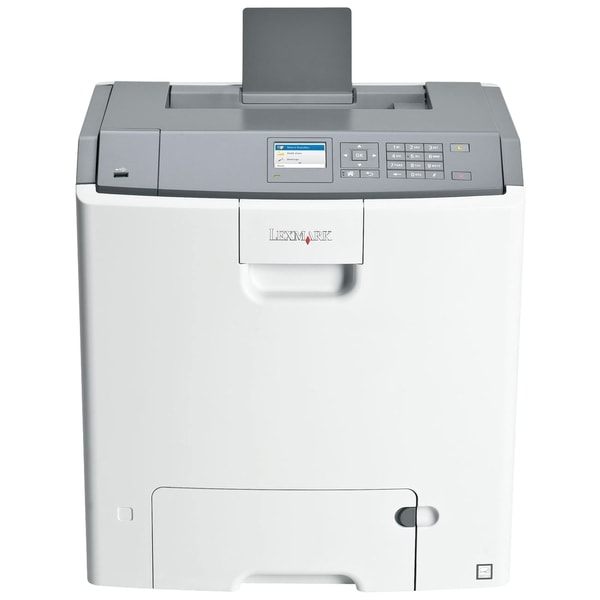 Lexmark C746DN Laser Printer - Color - 2400 x 600 dpi Print - Plain P