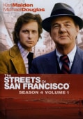 The Streets Of San Francisco: Season 4 Vol. 1 (DVD)
