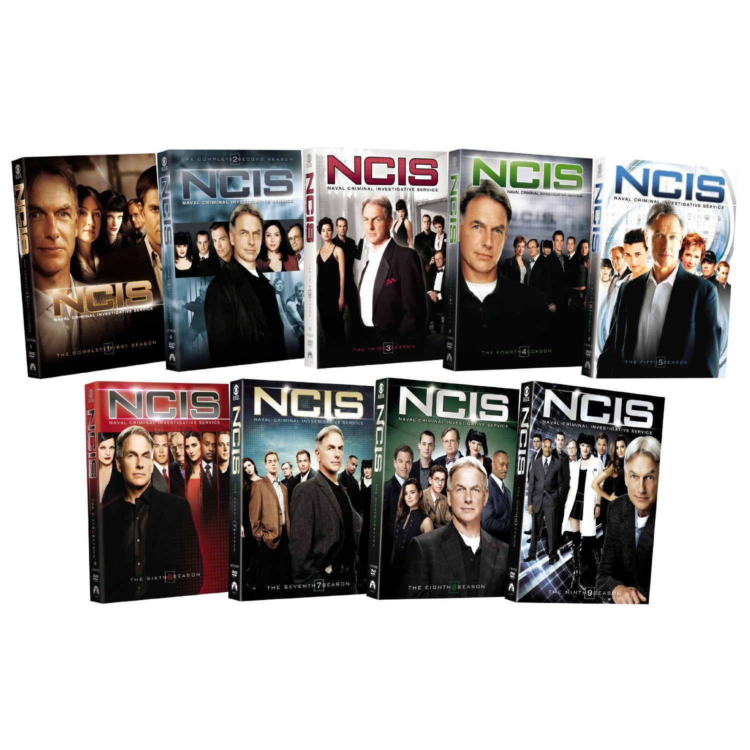 NCIS: Nine Season Pack (DVD)