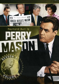 Perry Mason: The Seventh Season Vol. 1 (DVD)