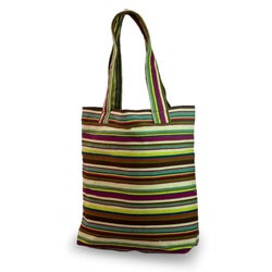 Cotton 'Colors of My Land' Medium Tote Bag (Guatemala)