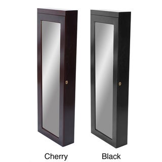 Dalton Home Collection Lighted Jewelry Armoire