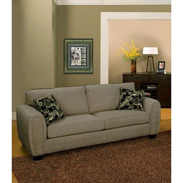 Furniture of America 'Summer' Chenille Fabric Sofa