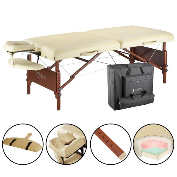 Master Massage 30-inch Del Ray Pro Package Massage Table