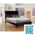 Sleep Sync 10-inch King-size Gel Infused Memory Foam Mattress