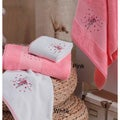 Lucia Minelli Kid's Embroidered Fairy 4-piece Turkish Towel Set