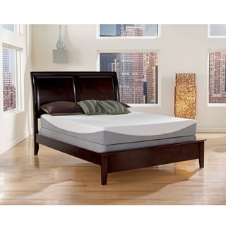 Sleep Sync 12-inch Cal King-size Gel Infused Memory Foam Mattress