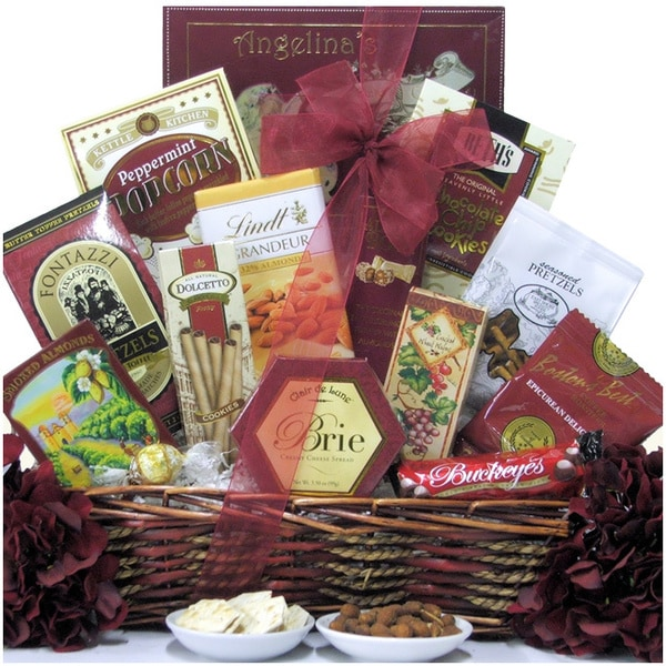 Great Arrivals Gourmet Traditions Gift Basket
